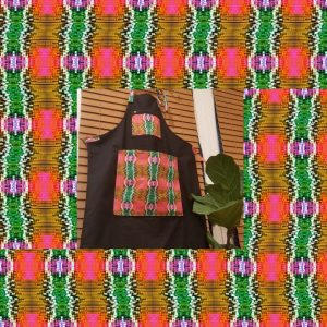Electricity Apron from DigiTex Collection